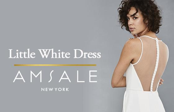 Little White Dress Trunk Show by Amsale New York